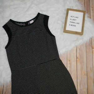 Merona Polka Dot Sheath Dress